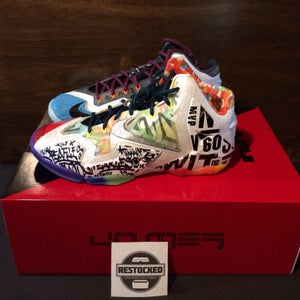 Image of DS Nike Lebron 11 XI What the Lebron WTL