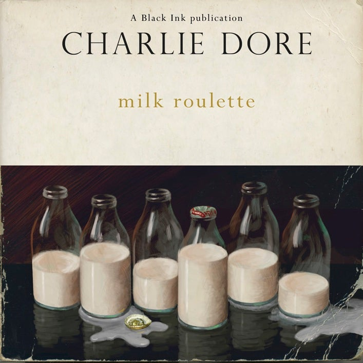 Image of Signed copy of Milk Roulette