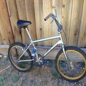 Image of Old School Redline BMX Bike