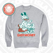 Image of Easy Money Grey Crew