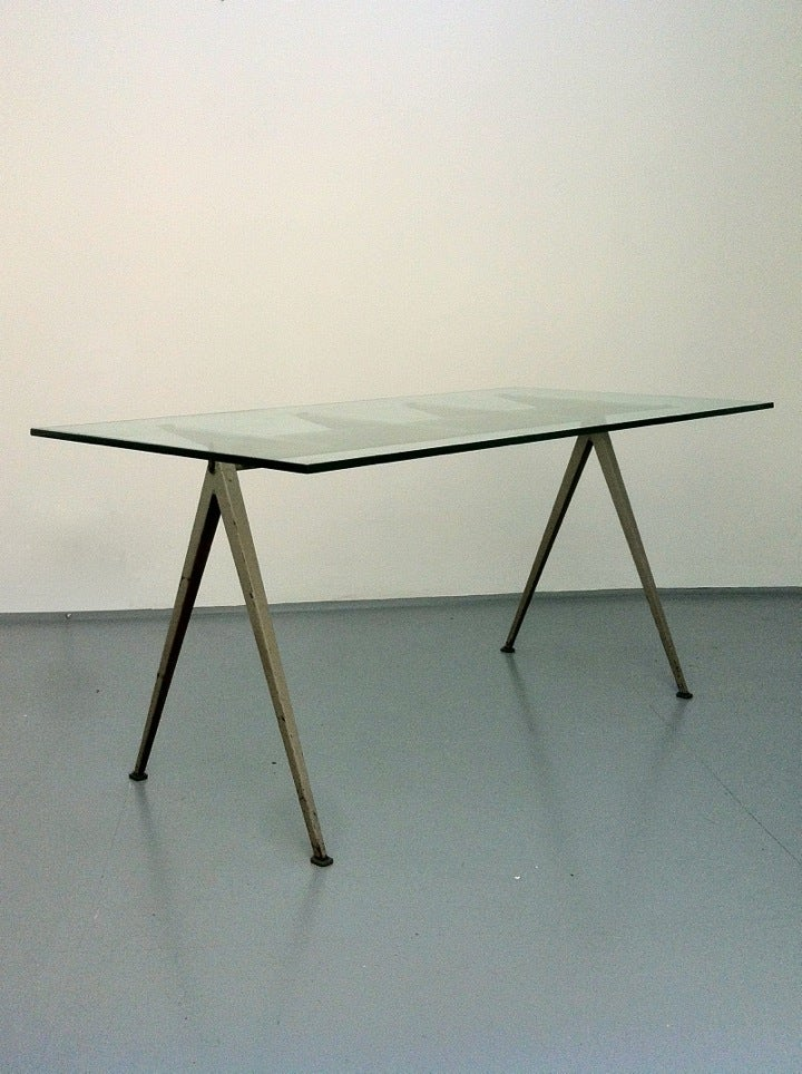 Image of Pyramid Table by Wim Rietveld