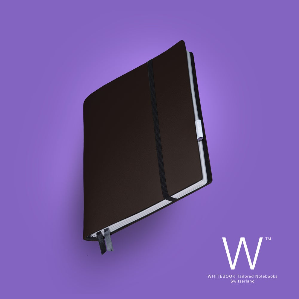 Image of WHITEBOOK SOFT S207, Veaux Prestige, Chocolate
