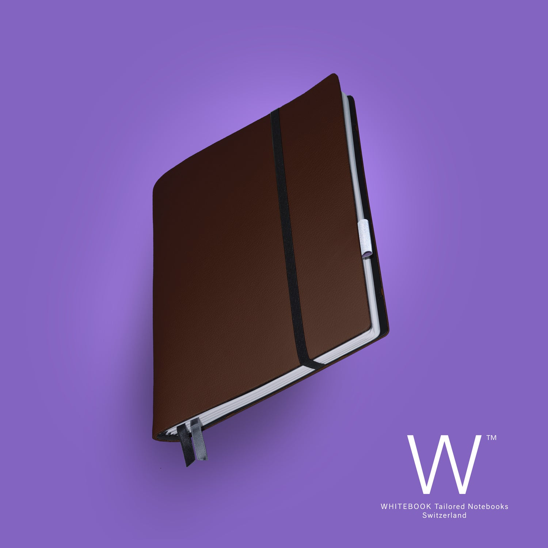 Image of WHITEBOOK SOFT S208, Veaux Prestige, Capucino