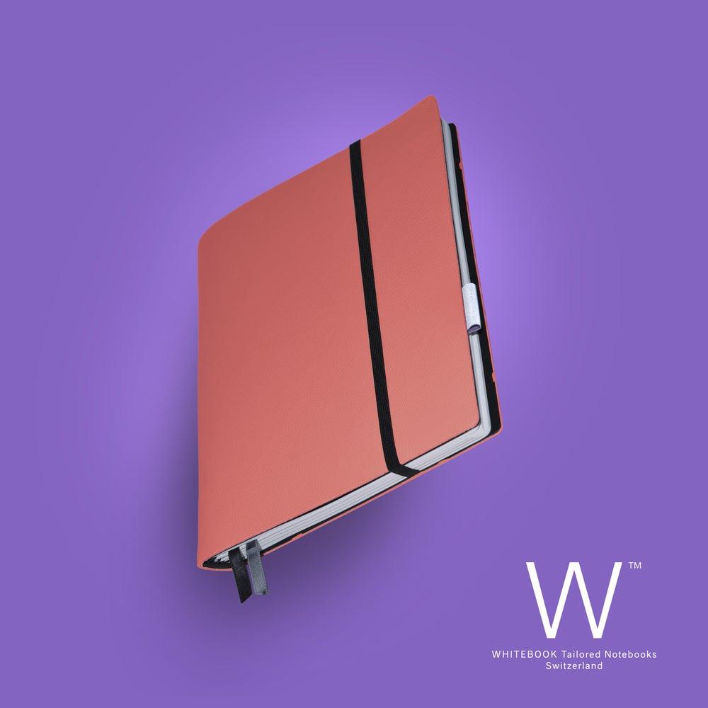 Image of WHITEBOOK SOFT S215, Veaux Prestige, Orange Cayenne
