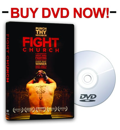 Image of Fight Church - Official DVD
