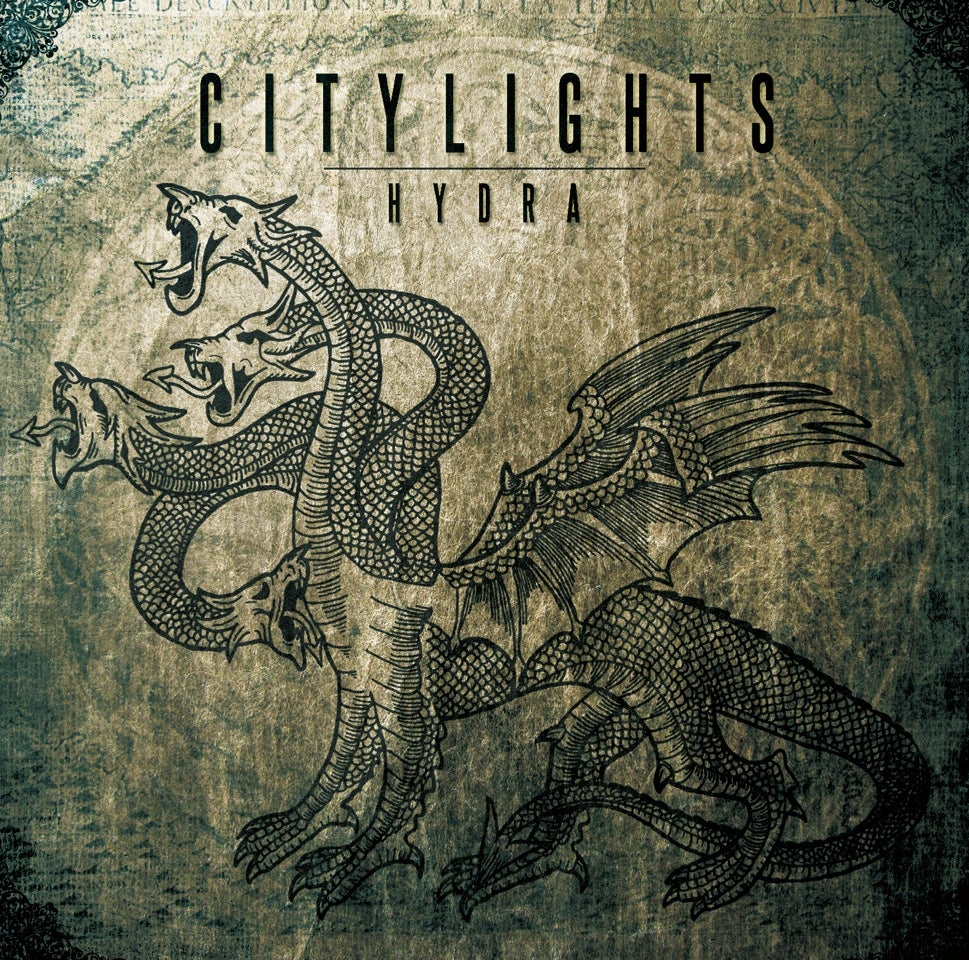 Image of Hydra (EP) - CD