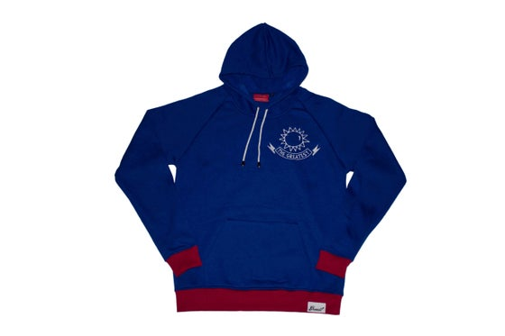 Image of Ninety-One Pullover (Nvy/Red)