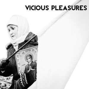 "Image of DKR008 - Vicious Pleasures - S/t 7"" Blue Vinyl/100"