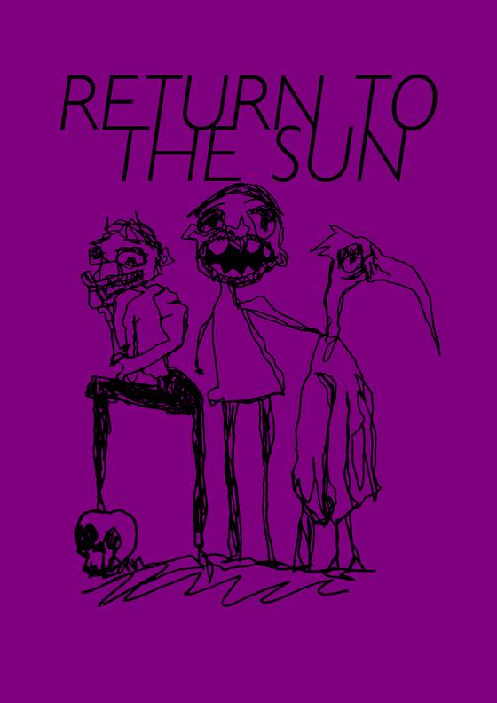 Image of RTTS T-shirt (Purple)