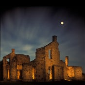 Image of  FULL -Night Photography Experience - Fort Richardson State Park and Historic Site