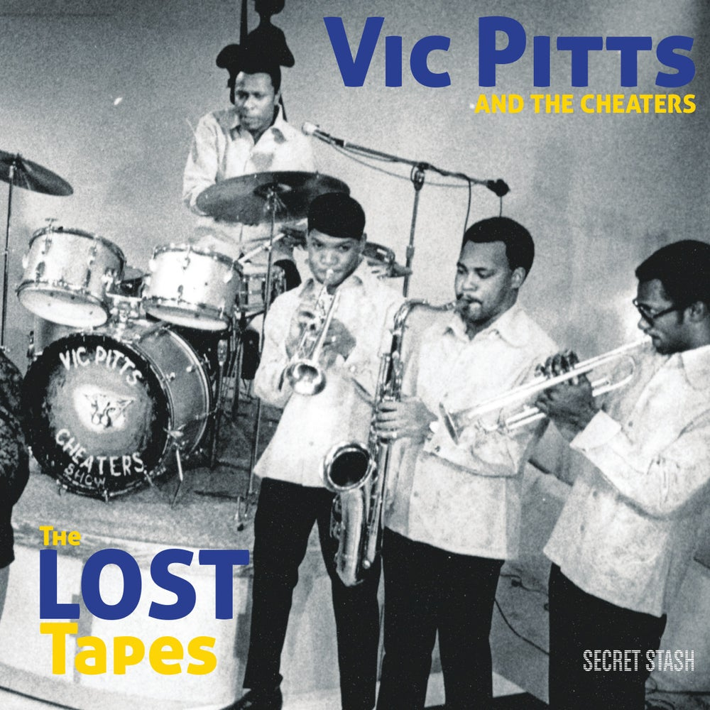 Image of SSR-LP-34 VIC PITTS AND THE CHEATERS