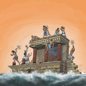 Image of Giant Squid - Minoans CD *Preorder