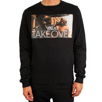 Image of Vault Takeover Crew (Black)