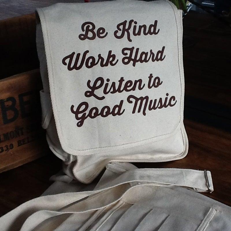 "Image of ""Good Music"" Congress Bag"