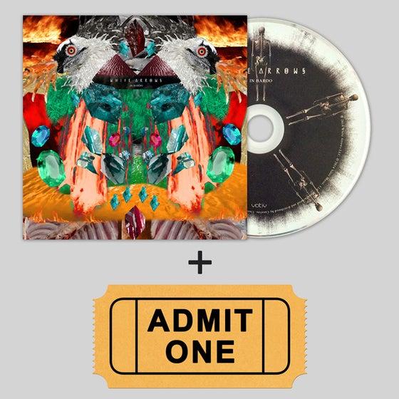 Image of Ticket + Meet & Greet + In Bardo CD Bundle