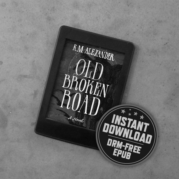 Image of Old Broken Road (ePub)