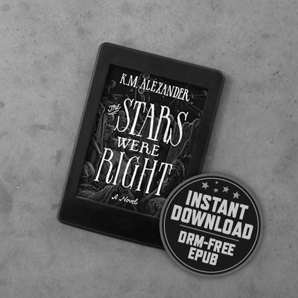 Image of The Stars Were Right (ePub)