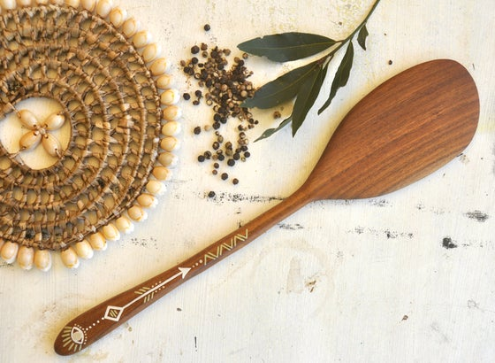 Image of #3 | Reclaimed Brigalow Spatula