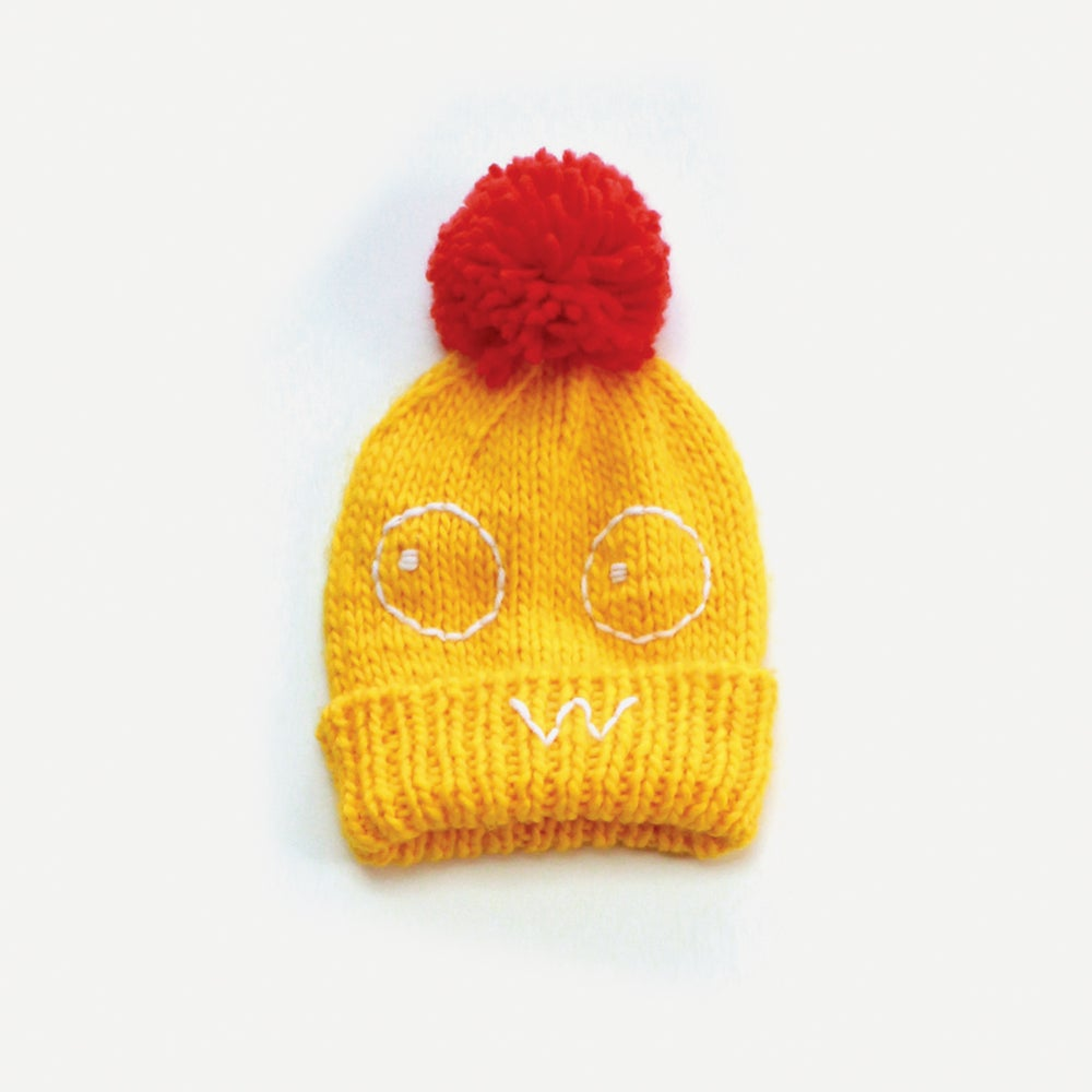 Image of BORIS (available in black or yellow)