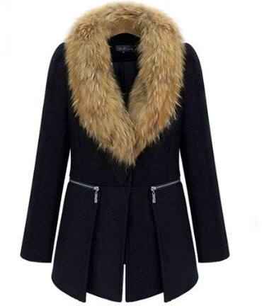 Image of MIRCIA WOOL COAT