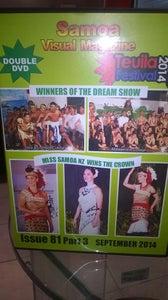 Image of MISS SAMOA 2014 + TEUILA