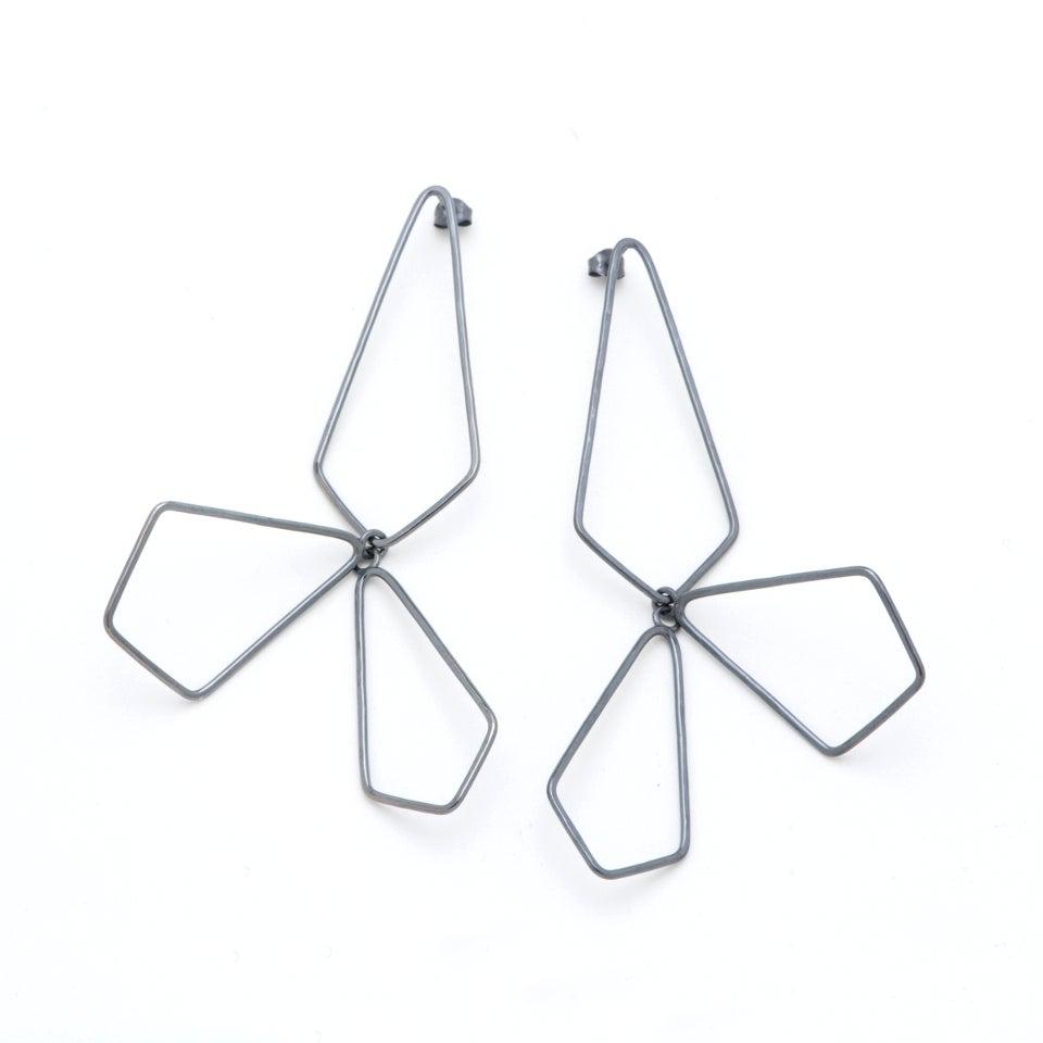 Image of Galena Drop Earrings