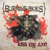Image of Kiss my Axe Tee