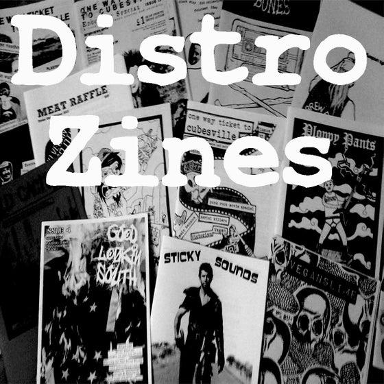 Image of Distro - Zines