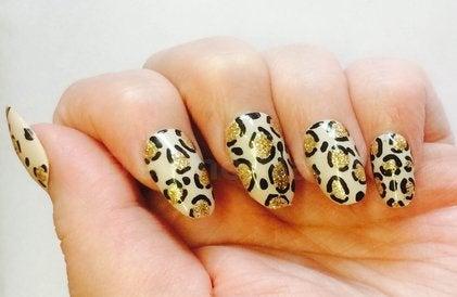 Image of Golden Leopard