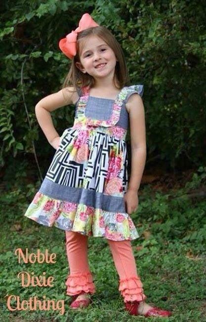 Image of Michi Millie Flutter Dress
