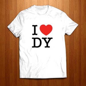 Image of I LOVE D-WHY Tee