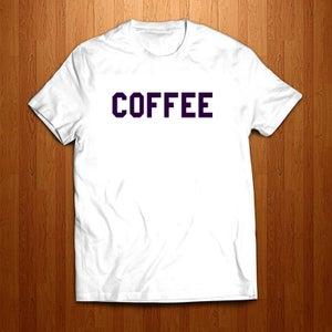Image of COFFEE Tee