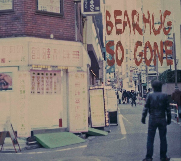 Image of Bearhug 'So Gone' CD