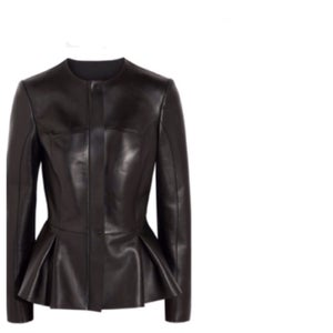 Image of Soft Leather Pelpum Jacket