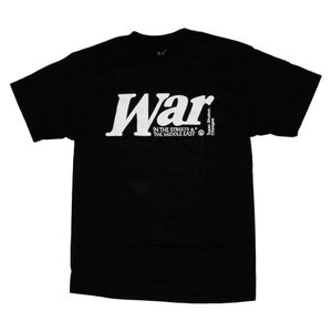 Image of War Black