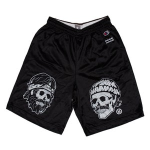 Image of Narcowave x Champion Cheech & Chong Shorts