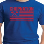 Image of CHOPNATION - Royal Blue