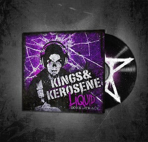 Image of Kings & Kerosene - LIQUID SOUNDTRACK CD