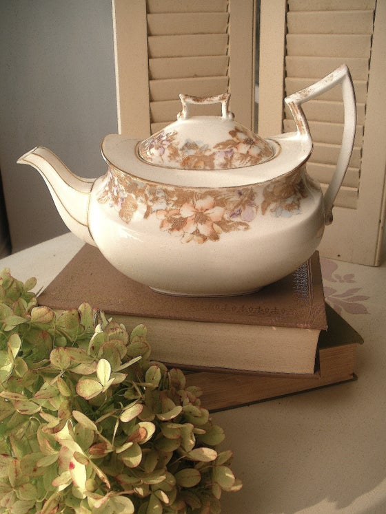 Image of Limoges Tea Pot