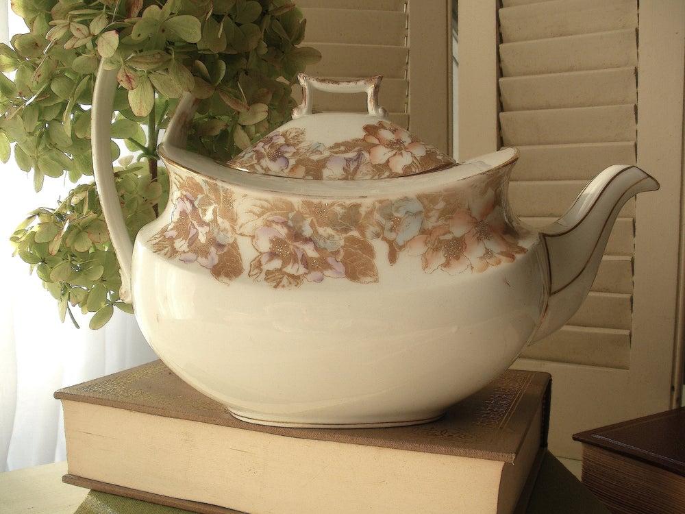 Image of Limoges Tea Pot
