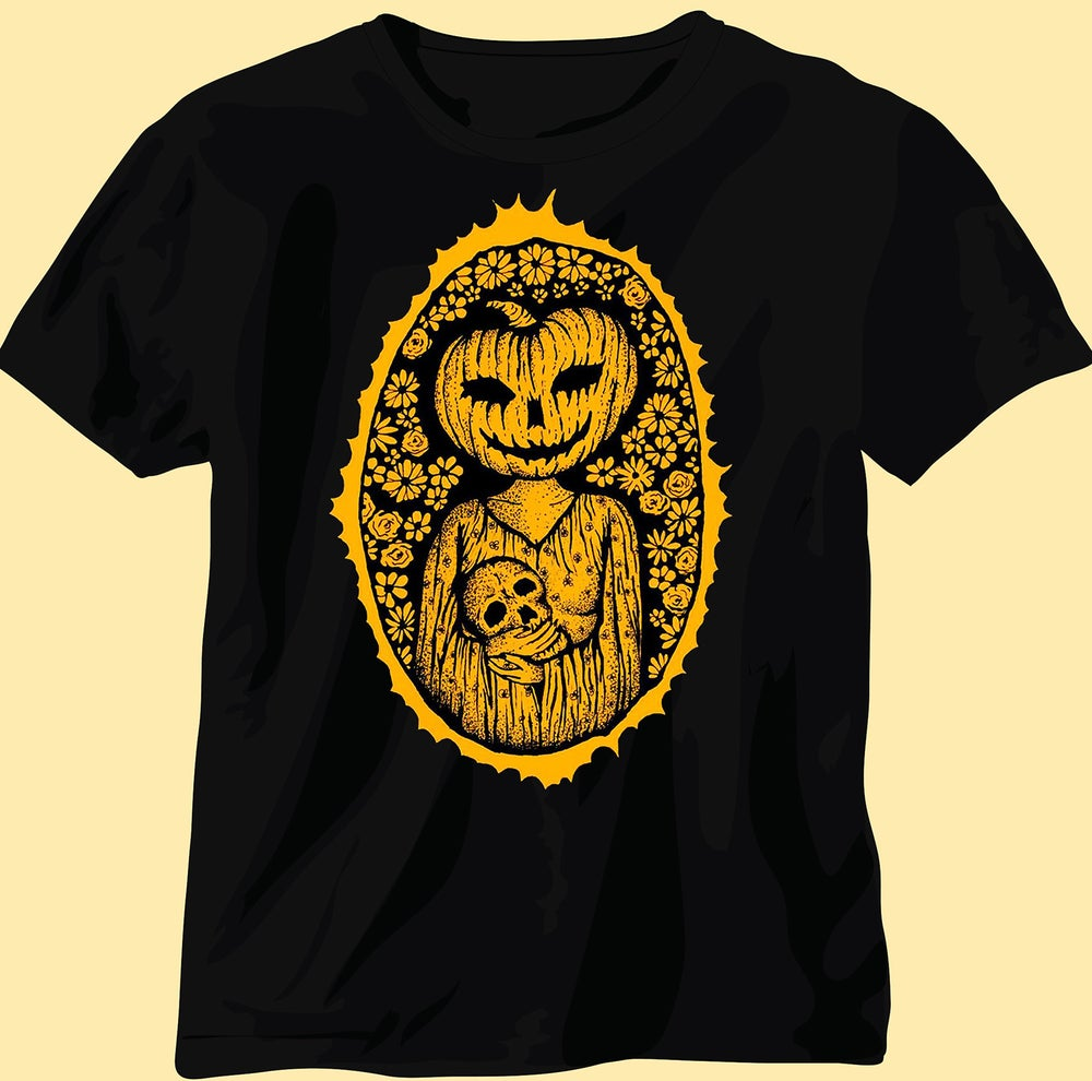 Image of Jacqueline the Pumpkin Queen T-shirt