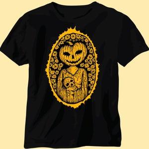 Image of Jacqueline the Pumpkin Queen T-shirt