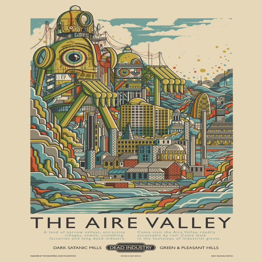 Image of Aire Valley Industrial Giants
