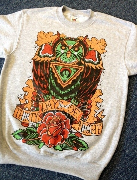 Image of TDON 'Owl' Sweater