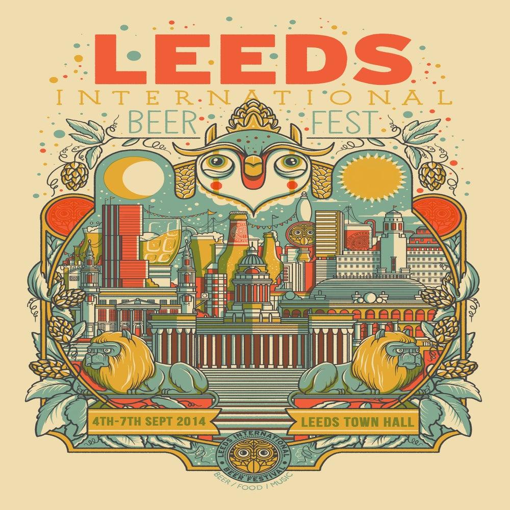 Image of Leeds Beer International Beer Festival
