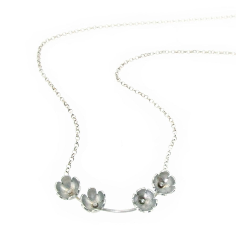 Image of Springtime Daisy chain pendant