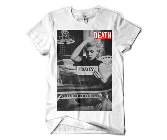 Image of Death to Marilyn Monreading
