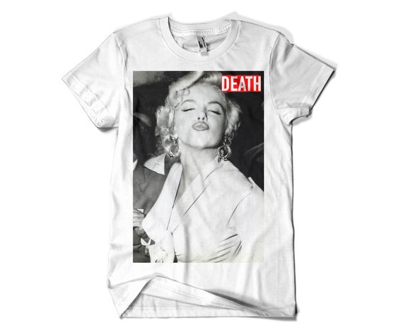 Image of Death to Marilyn Monpouting