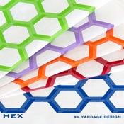 HEX Tea Towel {assorted colours}