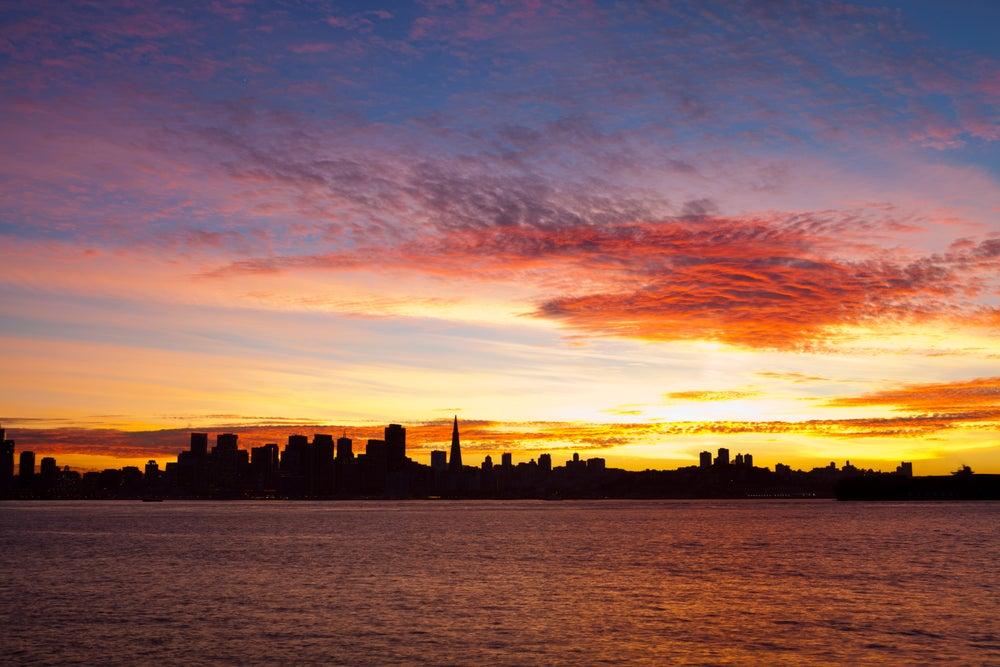 Image of SF skyline